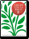 Crecer con la Biblia 3º Primaria